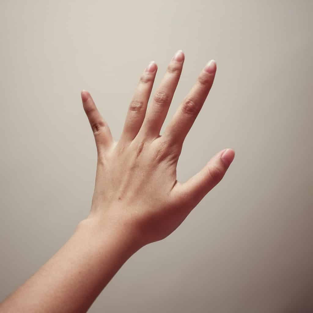 Dildo Ersatz - Finger