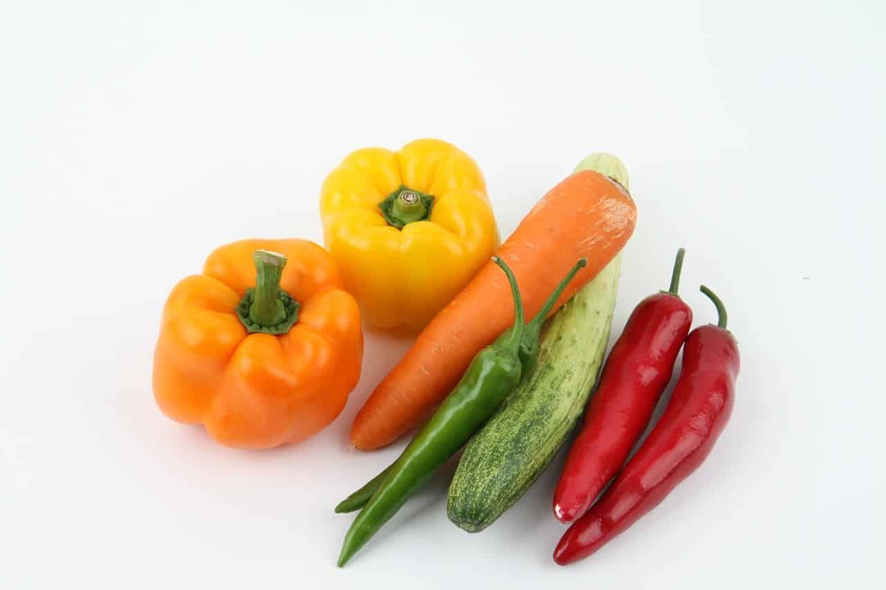 Dildo Ersatz - Gemüse
