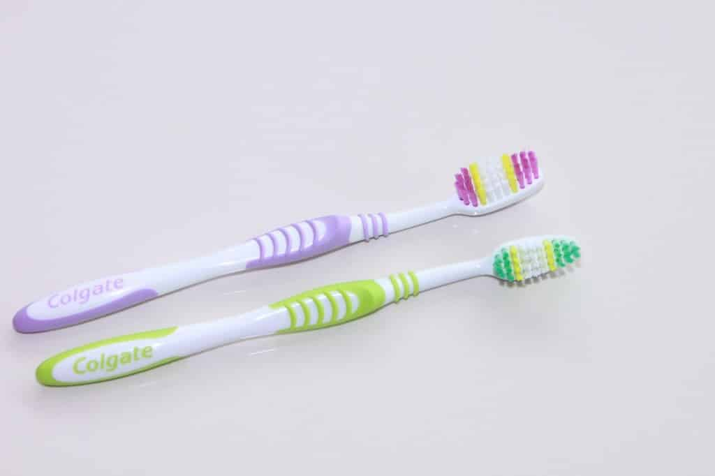 Dildo Ersatz - Zahnbürste