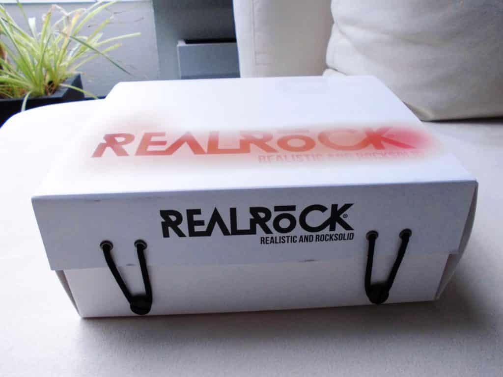 RealRock by Shots Realistic Cock Karton